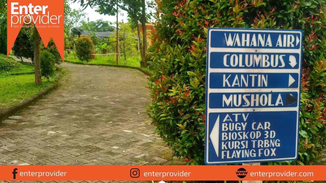 Wisata Joglo Park Pacet