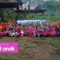 Outbound Anak SD Sidomoro 4 Kebomas Gresik