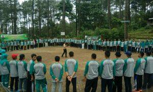 Outbound Motivasi Kelompok Kerja Guru Madrasah Ibtidaiyah Tuban