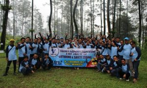 Outbound PT Taikisha Indonesia
