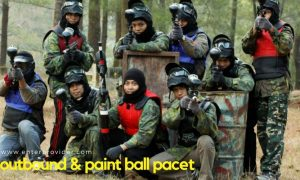 Outbound Paint Ball Pacet