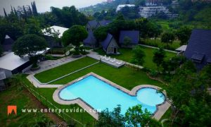 Villa The Alit Pacet