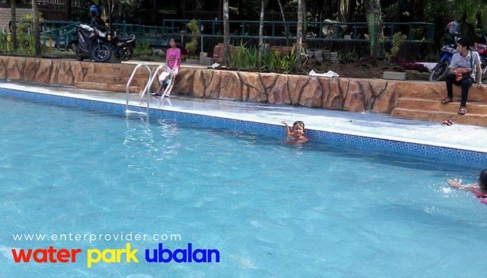 Wisata Water Park Ubalan Pacet