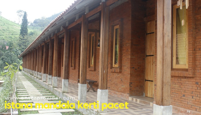 Istana Mandala Kerti Pacet