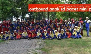Outbound Anak Pacet Mini Park