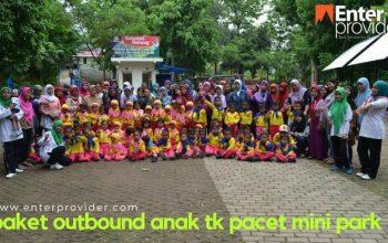 Outbound Anak Pacet Mini Park