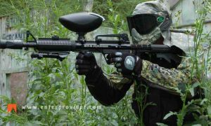 Paket Paintball Pacet