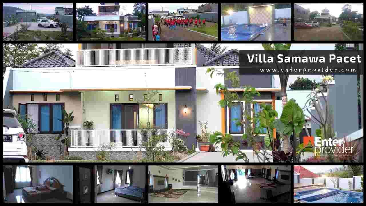 Sewa Villa Pacet Mojokerto
