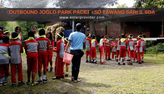 outbound joglo park pacet
