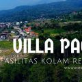 Villa Pacet Kolam Renang
