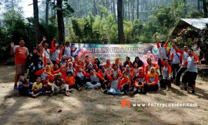 Outbound Rafting Pacet