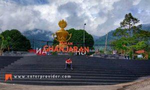 Taman Ghanjaran Trawas Mojokerto