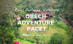 Paket Outbound OBECH PACET Mojokerto Jawa Timur