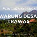 Paket Outbound Warung Desa Trawas