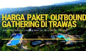 Harga Paket Outbound Gathering di Trawas