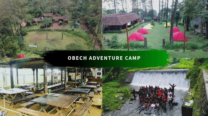 Paket Outbound Camping Di Pacet