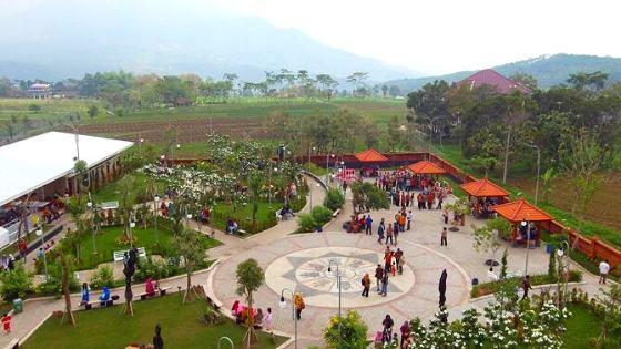 Taman Ganjaran Trawas