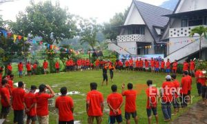 Outbound Villa The Alit Pacet